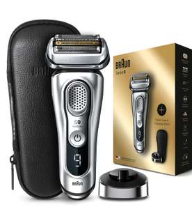 Braun Series 9 9359PS Electric Shaver Silver £179.99 Delivered @ Boots