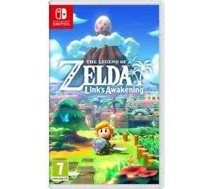 The Legend of Zelda: Link's Awakening £36.99 @ Currys / eBay