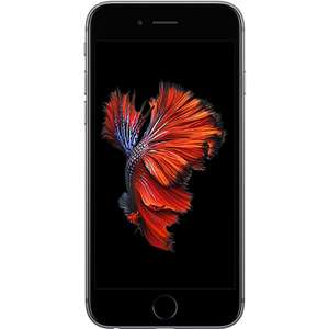 """Apple iPhone 6S (Grade A """"like new"""" refurbished) 16GB Version Space Gray or Rose Gold - £119.97 at Laptops Direct"""