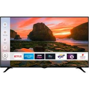 Techwood 75AO8UHD 4K Smart LED TV £799.99 @ AO eBay (quidco 10% cashback)