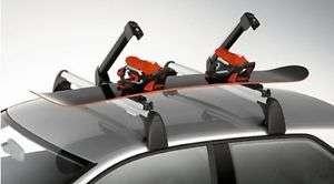 THULE Ski Snowboard Holder For Roof Bars £34.99 at partsdepot_uk eBay