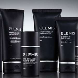 3 for 2 on Elemis plus an extra 22% off using code + Free Delivery @ Mankind