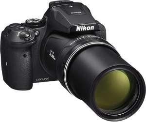 Nikon COOLPIX P900 Digital Camera - Black (16.0 MP CMOS sensor, 83x Zoom) 3-Inch LCD Screen £379 @ Amazon.co.uk