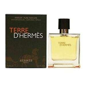 Hermes Terre D'Hermes Pure Parfum 75ml Spray £62.86 Delivered @ Perfume Shop Direct / eBay