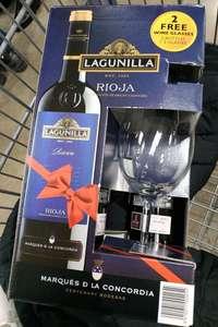 Costco -2 Rioja Reserva 75cl bottles + 2 glasses £8.36 at Costco Chester