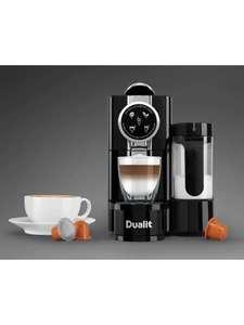 Dualit Cafe Cino Coffee Machine used £50.99 @ Amazon warehouse