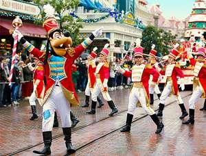 Disneyland Paris Tickets 1 day from £43 Kids & £47 Adults + Fastpasses + Restaurant Voucher @ Attraction Tix
