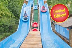 Theme park tickets for £12 @ Gullivers
