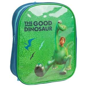 Disney 'The Good Dinosaur' lunch bag £1 Poundland Leyton Mills