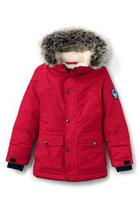 Landsend boys and girls coat various colours and sizes are available - £43.70 (With Code)