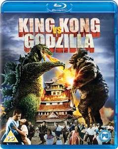 King Kong Vs Godzilla [Blu-ray] £1.99 (Prime) £4.98 (Non Prime) @ Amazon