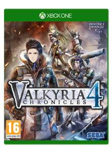 Valkyria Chronicles 4 (Xbox One) - £10.95 delivered @ The Game Collection