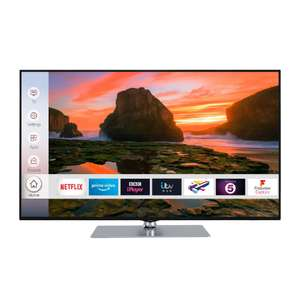 """Techwood 49AO8UHD 49"""" Smart 4K Ultra HD TV - 3x HDMI / HDR10 / Dolby Vision - £249 Delivered @ AO"""