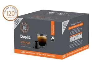 Dualit NX Nespresso capsules 120 pack - £14.99 instore @ Costco