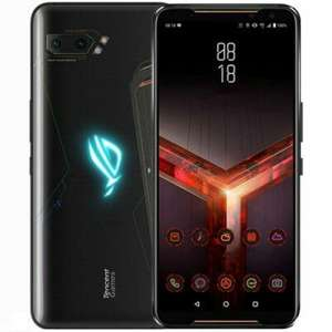 ASUS ROG Phone 2 Gaming 4G Smartphone 8GB RAM 128GB ROM International Version - Black £413.40 at GearBest