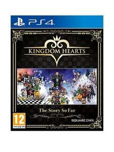[PS4] Kingdom Hearts: The Story So Far - £14.85 delivered @ Shopto