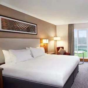 One Night Stay at the 4* DoubleTree by Hilton Hotel Coventry + Breakfast + Dinner + Leisure Access £52 for two @ Groupon (Using code)