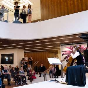 Free Lunchtime Performances, Featuring Royal Opera House Artists and Guest Artists @ Royal Opera House