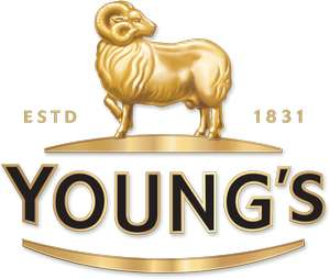 Free glass of wine at Young's pubs for app users, 17 February, + gin + tonic in March