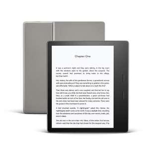 Amazon Kindle Oasis Waterproof, 8 GB, Wi-Fi - Graphite £184.99 @ Amazon
