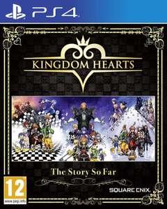 Kingdom Hearts: The Story so far (PS4) for £13.30 Prime/+£2.99 Non Prime Delivered @ Amazon UK