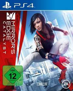 Mirror's Edge Catalyst Ger. Import (PS4) - £4.99 Brand New Delivered @ Game Trade Ltd on ebay