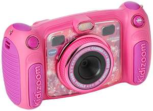 VTech 507153 Kidizoom Duo 5.0, Pink £16.49 @ Amazon (+£4.49 Non-prime)