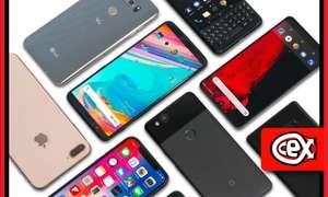 Smartphones With NFC e.g - Used - Asus Zenfone 5z £230 / Moto X4 £85 / Samsung A70 £180 / Xiaomi Mi 9 £200 @ Cex