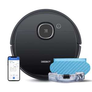 Ecovacs Robot Vacuum OZMO920 Robotic Vacuum Cleaner £399.98 - Sold by ECOVACS ROBOTICS UK and Fulfilled by Amazon