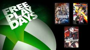 Free Play Days @ Xbox Store - Naruto to Boruto, Shining Resonance Refrain and Valkyria Chronicles 4