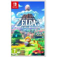 The Legend Of Zelda Link's Awakening [Nintendo Switch] Brand New for £34.99 Delivered @ newgrove-entertainments/ eBay