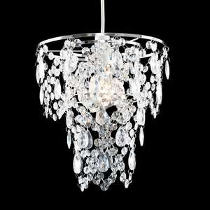 marinella 2 tier pendant shade £10 free delivery @ Iconic Light