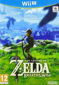 Legend of Zelda: Breath of the Wild Wii U £24.99 @ Argos (free click and collect)