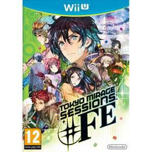 Tokyo mirage sessions #fe - wii u (brand new) £19.95 @ The game collection