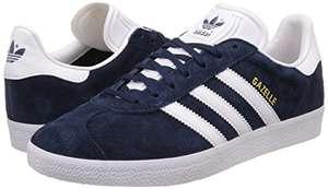 Men's Blue Adidas Gazelle Sizes 7 to 9.5 - £36.45 @ Amazon