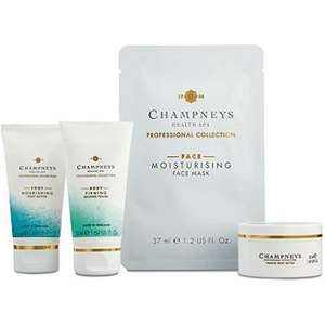 Champneys Professional Collection Spa Discovery Gift - £8.67 + £1.50 Click and Collect / free over £10 @ Boots