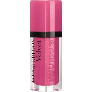 Bourjois Rouge Edition Velvet Liquid Lipstick 35 Babe Idole Pinks, 6.7ml - £2.49 - Sold by Mr Cosmetics / FBA (+£4.49 Non-Prime)
