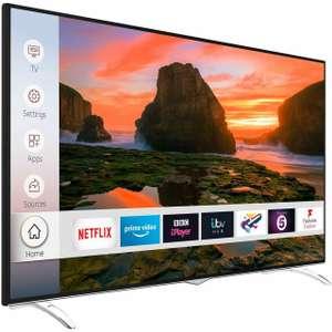 Techwood 65AO8UHD 65 Inch TV Smart 4K Ultra HD LED Freeview HD 3 HDMI WiFi £399 at AO.com ebay