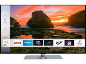 Techwood 55AO8UHD 55 Inch TV Smart 4K Ultra HD LED Freeview HD 3 HDMI WiFi £319 With Code @ AO/Ebay