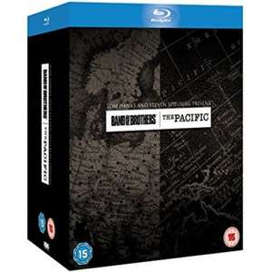Band of Brothers + The Pacific [Blu-ray] £19.99 delivered at coolshop