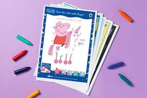 Free Games and Activity Peppa Pig @ Penguin