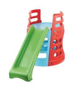 Junior Activity Gym With Slide £71.93 Delivered @ Aldi