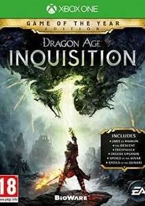 Dragon Age: Inquisition: Game of the Year [Xbox One - Download Code] £7.49 @ CDKeys