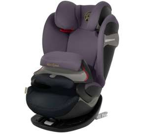 Cybex Pallas S-Fix Group 1/2/3 Car Seat (premium black) £169.94 @ über kids