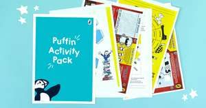 Puffin free download activity packs for 0 - 12 years at Penguin Books