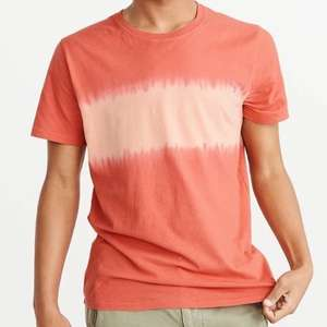 Tie-Dye Stripe T-Shirt just £6.60 delivered from Abercrombie & Fitch