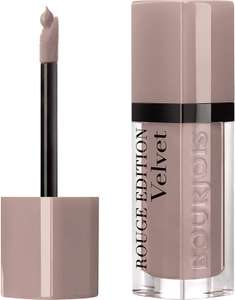 Bourjois Rouge Edition Velvet Liquid Lipstick £1.98 Prime / £6.47 Non Prime Sold by Cosmetic Kingdom and Fulfilled by Amazon