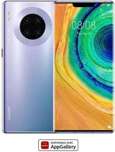 HUAWEI Mate 30 Pro Smartphone, Curved Screen of 6.53 Inch Kirin 990 Processor, Quad Camera , 4500mAh, Gray £672.95 @ Amazon France