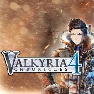 Valkyria Chronicles 4 Switch - Mexico Nintendo eShop approx £5.47
