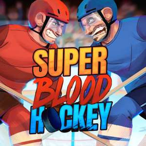 Super Blood Hockey for Nintendo Switch £4.58 @ Nintendo Shop
